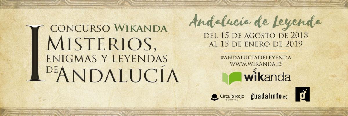 Wikanda lanza un concurso de relatos para poner en valor las historias de misterio, enigmas y leyendas de los municipios andaluces
