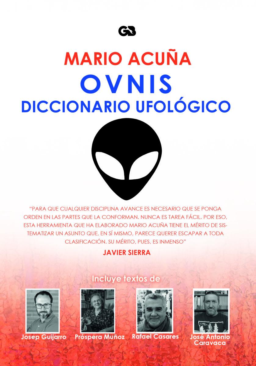 Resultat d'imatges de Ovnis Diccionario ufológico Acuñar